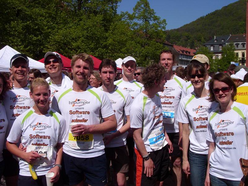 2010 halbmarathon ziel