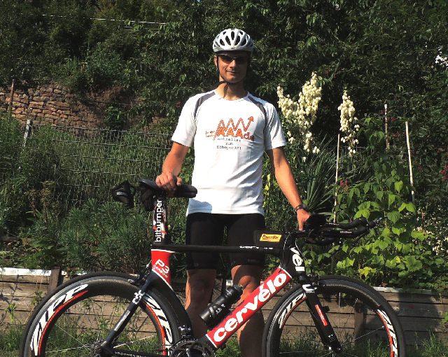 Marathon/IronMan Sponsoring